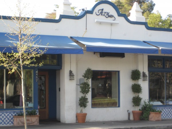 Azu Mediterranean Restaurant, Ojai, California
