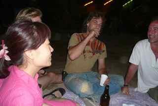 Night picnics can also be fun...