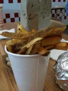 Best Five French Fries in the Midwest