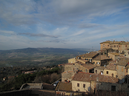 Il Sacco Fiorentino – Volterra, Italy