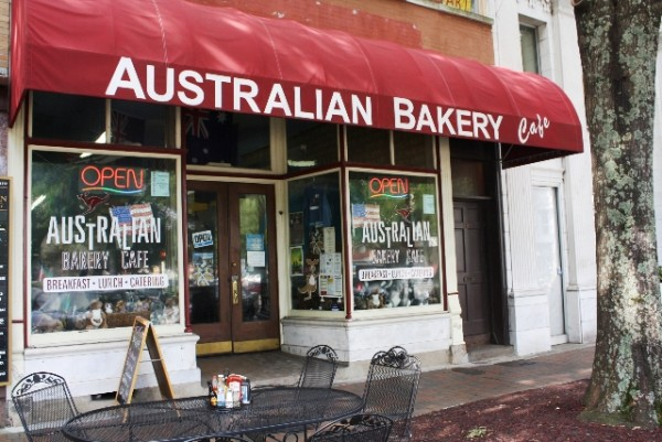 The Australian Bakery Café on Marietta Square.