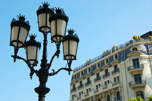 Hotel Majestic in Barcelona by Xavi Talleda