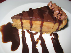 """Alisal Ranch Peanut Butter Pie"""
