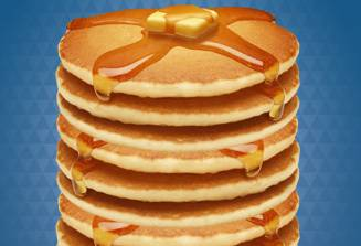 IHOP's National Pancake Day – February 28