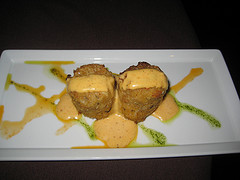 """Palace Resort Mignon's Crab Cakes"""