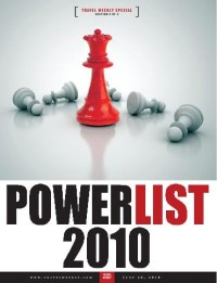 Travel Weekly 2010 Power List