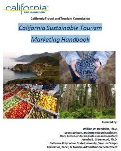 Sustainable Tourism marketing handbook