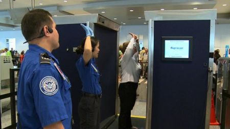 TSA Advanced imaging technology