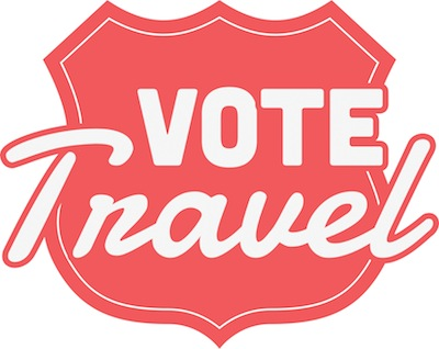Travel News Roundup: U.S. Travel Association's Vote Travel, Room 77 Discount…