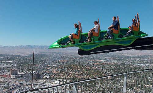Ride On Las Vegas Hotel